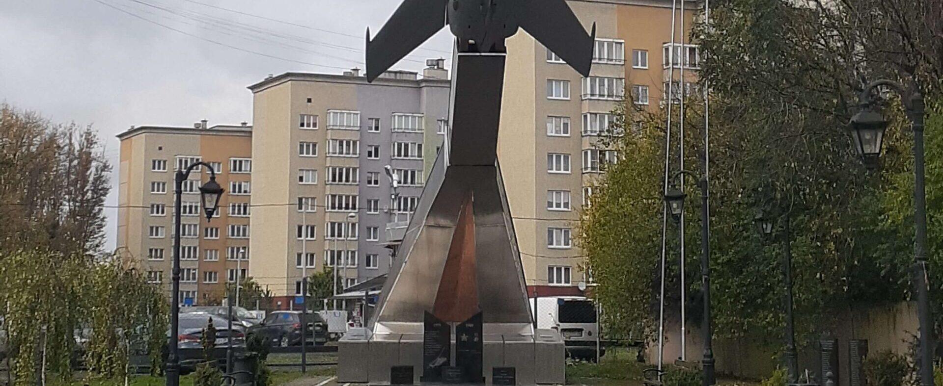 реконструкция памятника